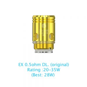 EXCEED COIL 0.5OHM JOYETECH