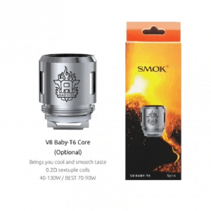 5pcs 300x300 - Smok T6 head for TFV8 Baby - 0.2ohm - 5pcs