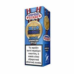 american stars blue magic 10ml 300x300 - AMERICAN STARS BLUE MAGIC 10ML