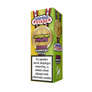 american stars jamaican fruits 300x300 - AMERICAN STARS JAMAICAN FRUITS 10ML