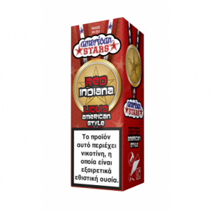 american stars red indiana 300x300 - AMERICAN STARS RED INDIANA 10ML