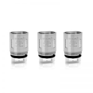 smok t8 head for tfv8 015ohm 3pcs 300x300 - Smok V8-T8 head for TFV8 - 0.15ohm - 3pcs
