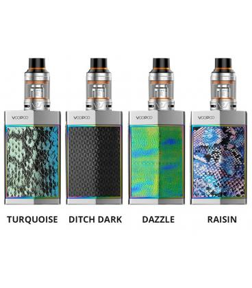 TOO KIT WITH UFORCE ATOMIZER BLACK VOOPOO
