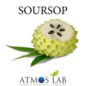 Atmos Lab Diy Soursop Vapexperts 300x300 - SOURSOP ΑΡΩΜΑ (ΕΞΩΤΙΚΟ ΦΡΟΥΤΟ) BY ATMOS LAB
