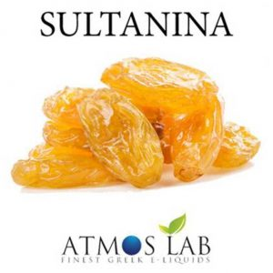 Atmos Lab Diy Sultanina Vapexperts 300x300 - SULTANINA ΑΡΩΜΑ (ΣΤΑΦΙΔΑ) BY ATMOS LAB