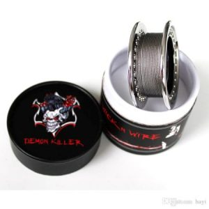 Demon Killer Alien xsmokers.gr  300x300 - 5m Demon Killer Clapton Wire 26+32ga