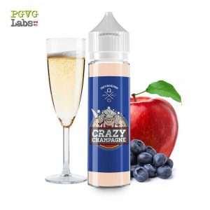 crazy champagne shake vape 300x300 - Crazy Champagne -PGVG Labs
