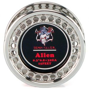 5m Demon Killer Alien Wire 0.3*0.8+32ga