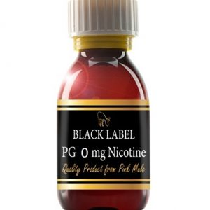 lblack label 100 pg pink mule base diy vapexperts 300x300 - BLACK LABEL (ΠΡΟΠΥΛΕΝΟΓΛΥΚΟΛΗ - PG) 100ML 0MG BY PINK MULE
