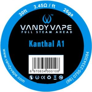 products kanthal 26ga 300x300 - 30ft Vandyvape Kanthal Wire 26ga