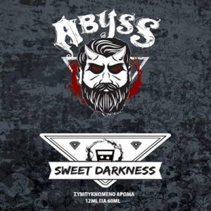 sweet darkness abyss paragon shake and vape vapexperts 300x300 - SWEET DARKNESS 60ML ABYSS  (ΚΑΠΝΟΣ,ΡΟΥΜΙ,ΖΑΧΑΡΗ,ΣΙΡΟΠΙ) BY PARAGON