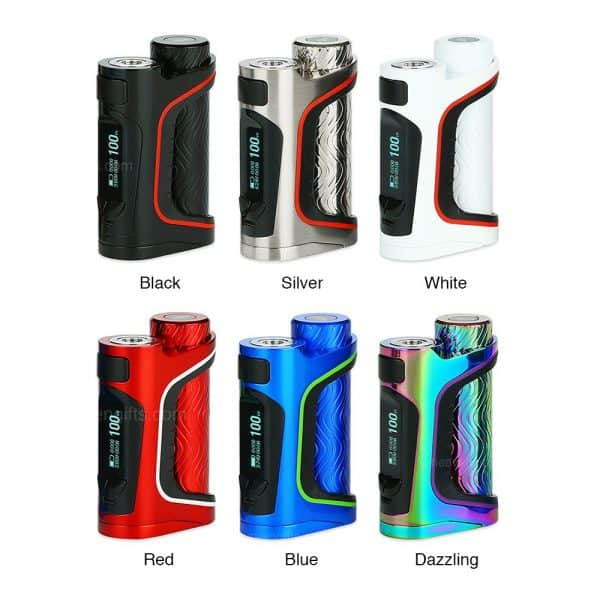 Eleaf iStick Pico S 21700 100W TC Box MOD 0045897c035c 600x600 - ISTICK PICO S MOD WITH BATTERY ELEAF