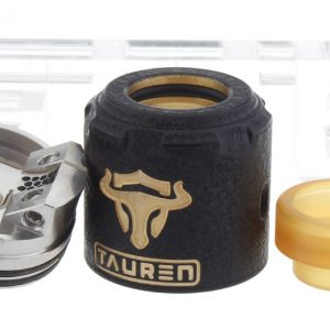 TAUREN 24MM BY THUNDERHEAD (THC) BLACK BRASS