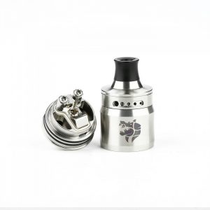 AMMIT MTL RDA 22MM BY GEEKVAPE SILVER