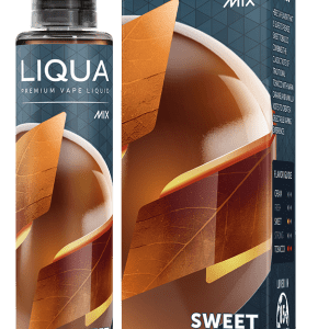 Liqua Sweet Tobacco 12ml/60ml Bottle flavor