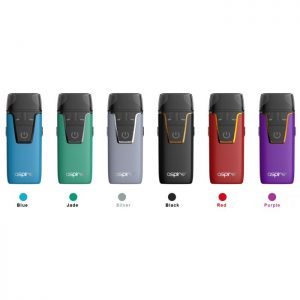 nautilus aio pod kit aspire 300x300 - NAUTILUS AIO POD KIT ASPIRE - 2ml