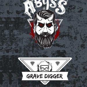 grave digger abyss paragon shake and vape vapexperts 300x300 - GRAVE DIGGER 60ML ABYSS BY PARAGON