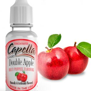 DOUBAPPCAP 300x300 - DOUBLE APPLE (ΜΗΛΟ) ΑΡΩΜΑ BY CAPELLA