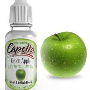 GREEAPPCAP 300x300 - GREEN APPLE (ΠΡΑΣΙΝΟ ΜΗΛΟ) ΑΡΩΜΑ BY CAPELLA