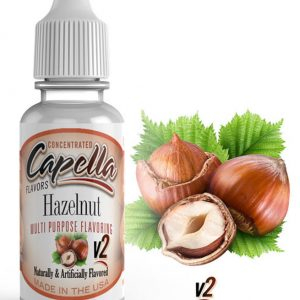 HAZELNUT V2 (ΦΟΥΝΤΟΥΚΙ) ΑΡΩΜΑ BY CAPELLA