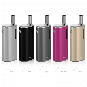 INANO KIT ELEAF BLACK 650mAh 0.8ml