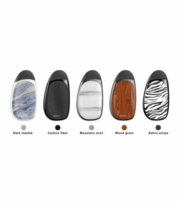 cobble pod kit aspire 1 600x686 - COBBLE POD KIT 700mAh ASPIRE - 1.8ml