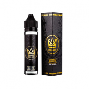 Rebels & Kings Gold N Whip 20ml/60ml Bottle flavor