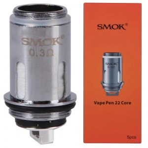 SMOK VAPE PEN 22 REPLACEMENT COILS 0.3ohm