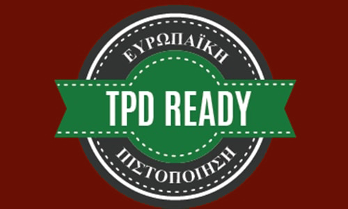 tpd ready2 - TOBACCO ORANGE VIXT FLAVORSHOT INNOVATION