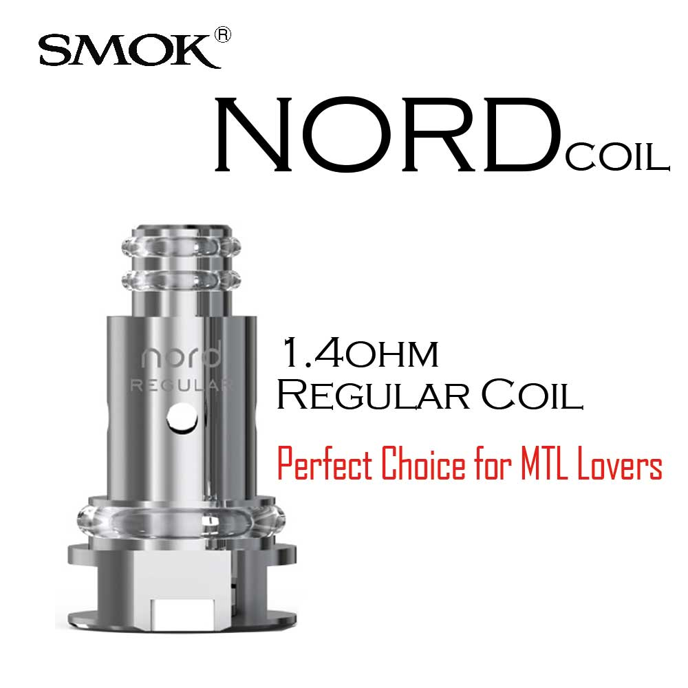 nord coil 1.4ohm 1000x1000 - SMOK Nord  Coil 1.4ohm