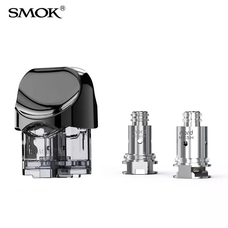 smok nord pod cartridge 3ml 2ml with nord - SMOK Nord Replacement Pod 2ml