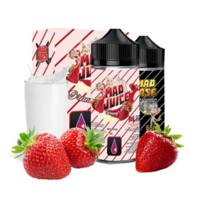 GRAMILK 300x300 - Mad Juice - Granny's Milk 20ml/100ml bottle flavor