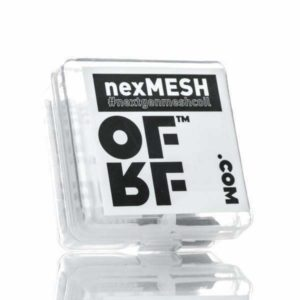 ofrf replacement  300x300 - OFRF nexMESH Mesh Coil for Profile RDA 0.13ohm(10τεμ)