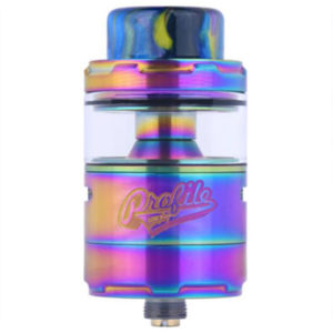 profile unity rta wotofo 25mm rainbow 300x300 - PROFILE UNITY RTA BY WOTOFO 3.5ML